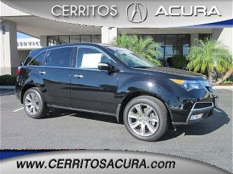 купить 2010 Acura MDX Advance Pkg