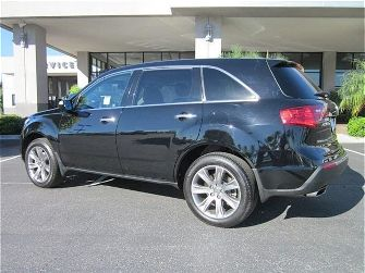 сервис на Acura MDX Advance Pkg