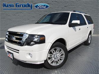 купить 2012 Ford Expedition Limited EL
