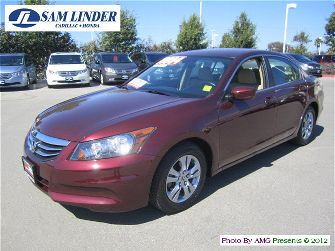 купить 2011 Honda Accord LX-P